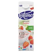 Optimel Yoghurt aardbei 1 liter