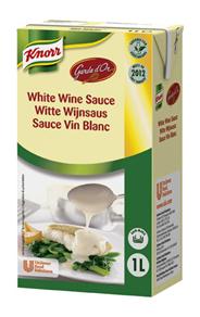 Knorr Garde d'Or Witte wijnsaus 1 liter