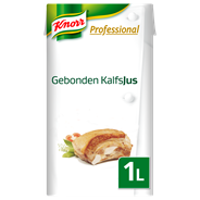Knorr Professional gebonden kalfsjus 1 liter