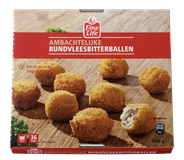 Fine Life Ambachtelijke rundvleesbitterballen 36 x 30 gram