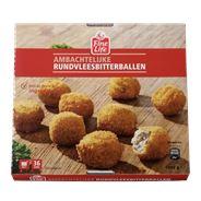 Fine Life Ambachtelijke Bitterballen 36 x 30 gram