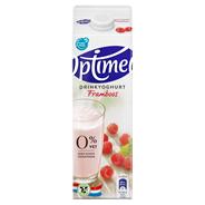 Optimel Drinkyoghurt framboos 1 liter