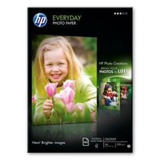 HP Everyday glossy fotopapier 100 vellen A4