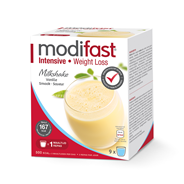 Modifast Intensive Milkshake vanille 9 x 47 gram