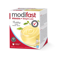 Modifast Intensive Pudding vanille 9 x 47 gram