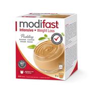 Modifast Intensive Pudding caramel 9 x 47 gram