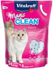 Vitakraft Kattenbakvulling Magic clean 5 liter