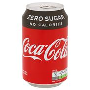 Coca-Cola Zero Sugar 330 ml