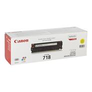 Canon 718Y Toner geel