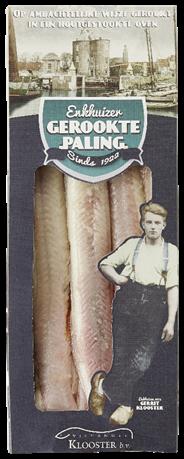 Vishandel Klooster Palingfilet 250 gram