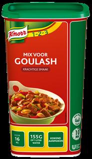 Knorr 1-2-3 Mix voor Goulash 1,24 kg