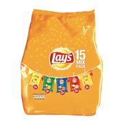 Lay's Mixpack 5 smaken 15 zakjes