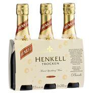Henkell Sekt Trocken piccolo 24 x 200 ml
