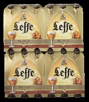 Leffe Blond fles 4 x 6 x 300 ml