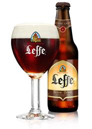 Leffe Bruin fles 4 x 6 x 300 ml