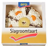 Aro Slagroomtaart 1 kg
