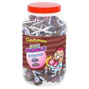 Candyman Mac Bubble Cola 100 Stuks