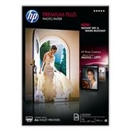 HP Premium plus fotopapier glossy A4 20 vellen