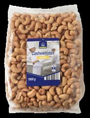 Horeca Select Cashewnoten gezouten 1 kilo