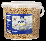 Horeca Select Pinda's gezouten 3 kg
