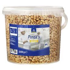 Horeca Select Pinda's gezouten emmer 3 kg