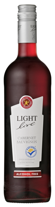 Light Live Cabernet Sauvignon Alcoholvrij 750 ml
