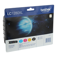 Brother LC-1280XL Inktcartridge multipack