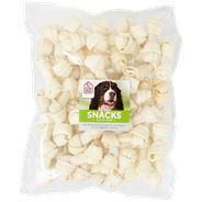 Fine Pets Rawhide witte knoopjes 7,5 48 stuks