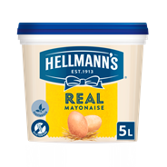 Hellmann's Real Mayonaise 5 liter