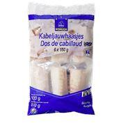 Horeca Select Kabeljauw loins (MSC) 6 x 150 gram