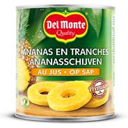 Del Monte Ananasschijven op sap 12 x 560 gram