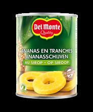 Del Monte Ananasschijven op siroop 12 x 567 gram