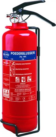 Elro Poederblusser 2 kilo