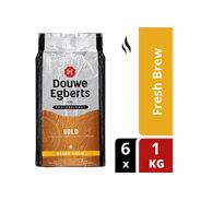Douwe Egberts Fresh Brew Gold 6 x 1 kg