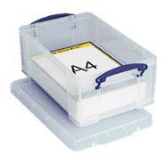 Really Useful Boxes 9L voor A4 Papier tot 2 1/2 pack en DVD's