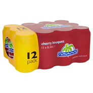 Fernandes Cherry bouquet blik 12 x 33 cl