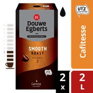Douwe Egberts Cafitesse smooth roast 2 x 2 liter