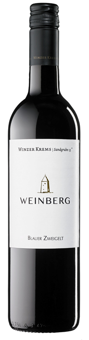 Weinberg Blauer Zweigelt rood 750 ml