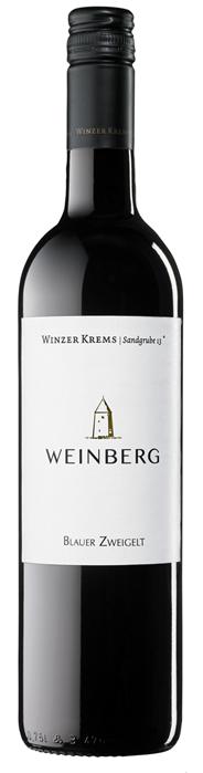 Weinberg Blauer Zweigelt rood 6 x 750 ml