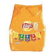 Lay's Mixpack 5 smaken 8 x 15 zakjes