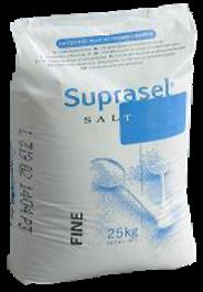 Suprasel Fine salt 25 kg