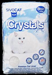 Sivocat Crystals 8 liter