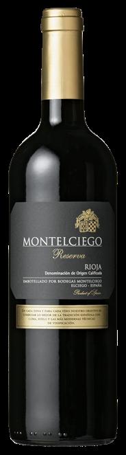 Montelciego Reserva 750 ml
