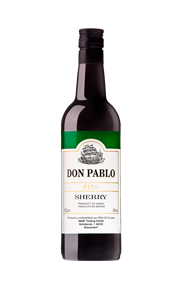 Don Pablo Sherry fino 750 ml