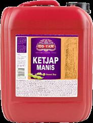 Go-Tan Ketjap manis 10 liter