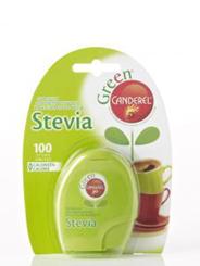 Canderel Stevia green zoetjes 100 stuks