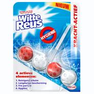 Witte Reus Kracht-actief Hygiëne toiletblok