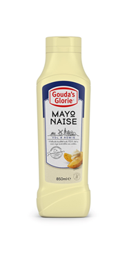 Mayonaise knijpkanjer