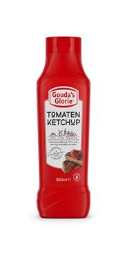 Tomaten Ketchup knijpkanjer