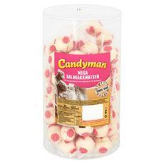 Candyman Mega Salmiakknotsen 1650 g